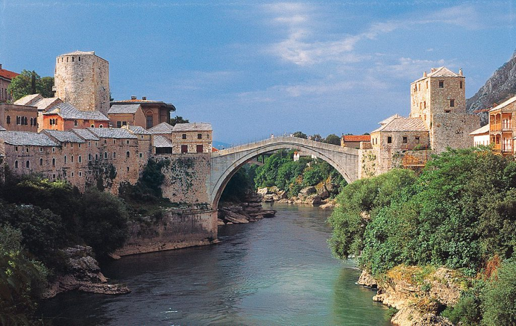 Meşhur Köprüler - Bosna Hersek