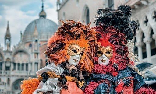 Venice Carnival - Dünyanın En Renkli Bayramları
