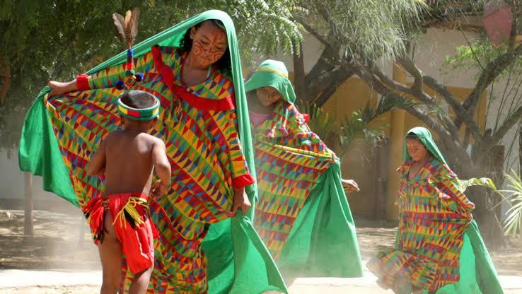 Güney Amerika Yerlileri -Wayuu Halkı
