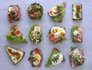 Danimarka kültürü ve yemekleri - Smørrebrød