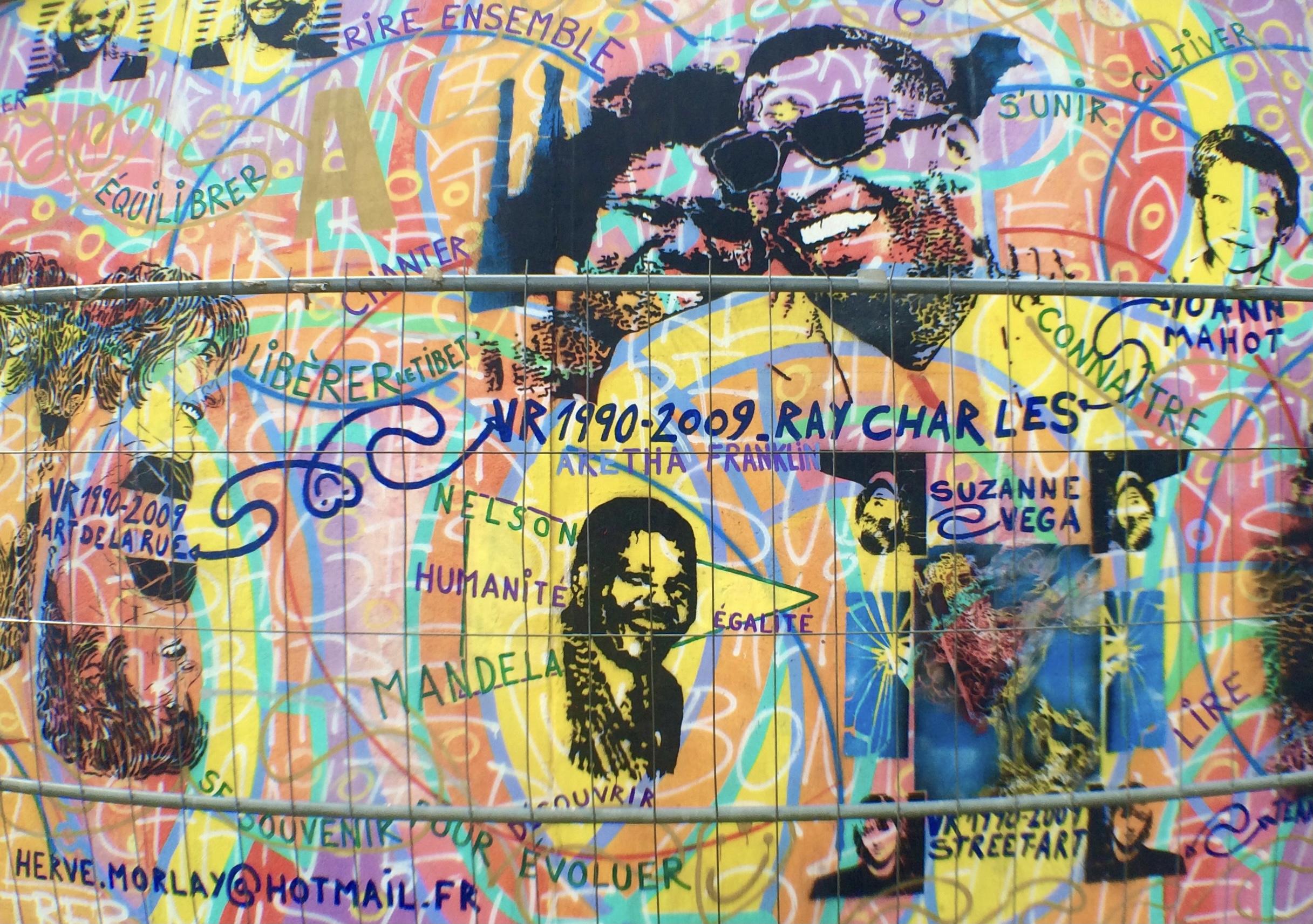 East Side Gallery - Sokak Sanatı İle Meşhur 10 Şehir