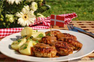 Frikadeller -Danimarka Kültürü ve Yemekleri