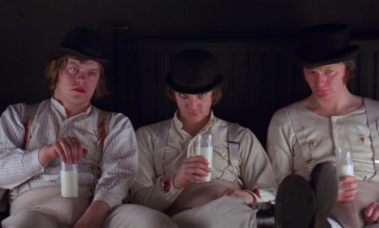 En İyi Roman Uyarlaması -Otomatik Portakal / A Clockwork Orange10 Film