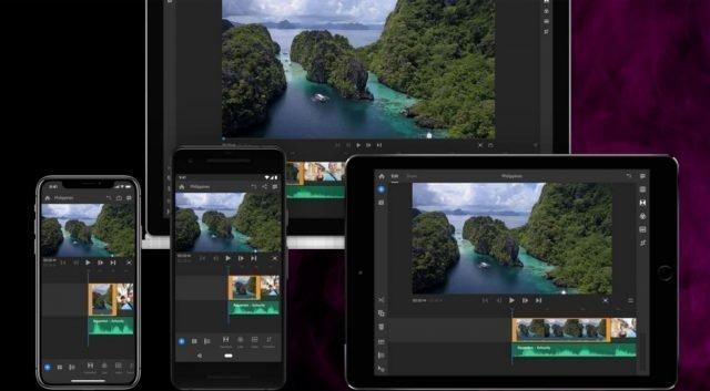 Premier Rush  - Video Düzenleme Uygulamaları