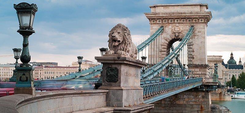 Meşhur Köprüler - Budapeşte -