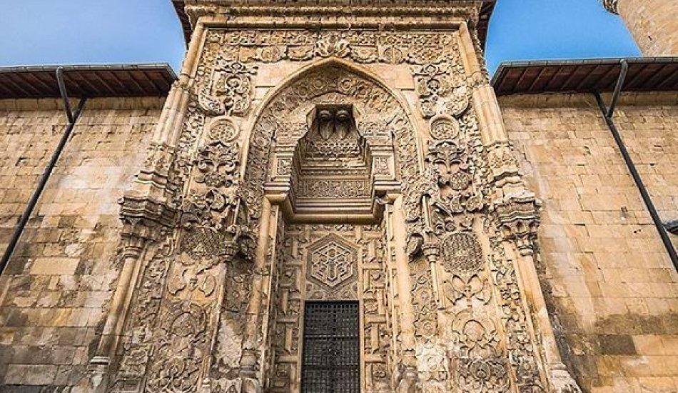 Divriği ulu Cami - Sivas Gezi Rehberi