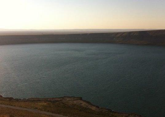 Acıgöl, Karapınar-Meke Gölü