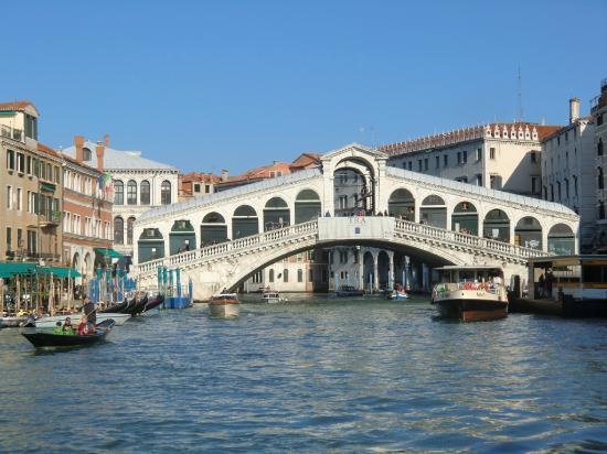 Meşhur Köprüler - Venedik - Rialto Bridge