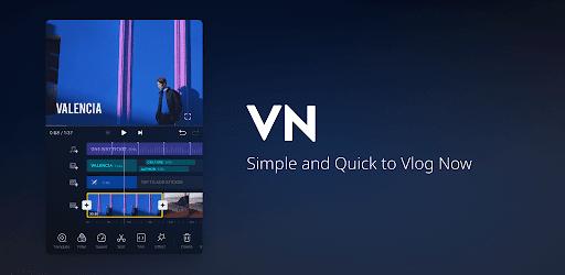 VN - Video Düzenleme Uygulamaları