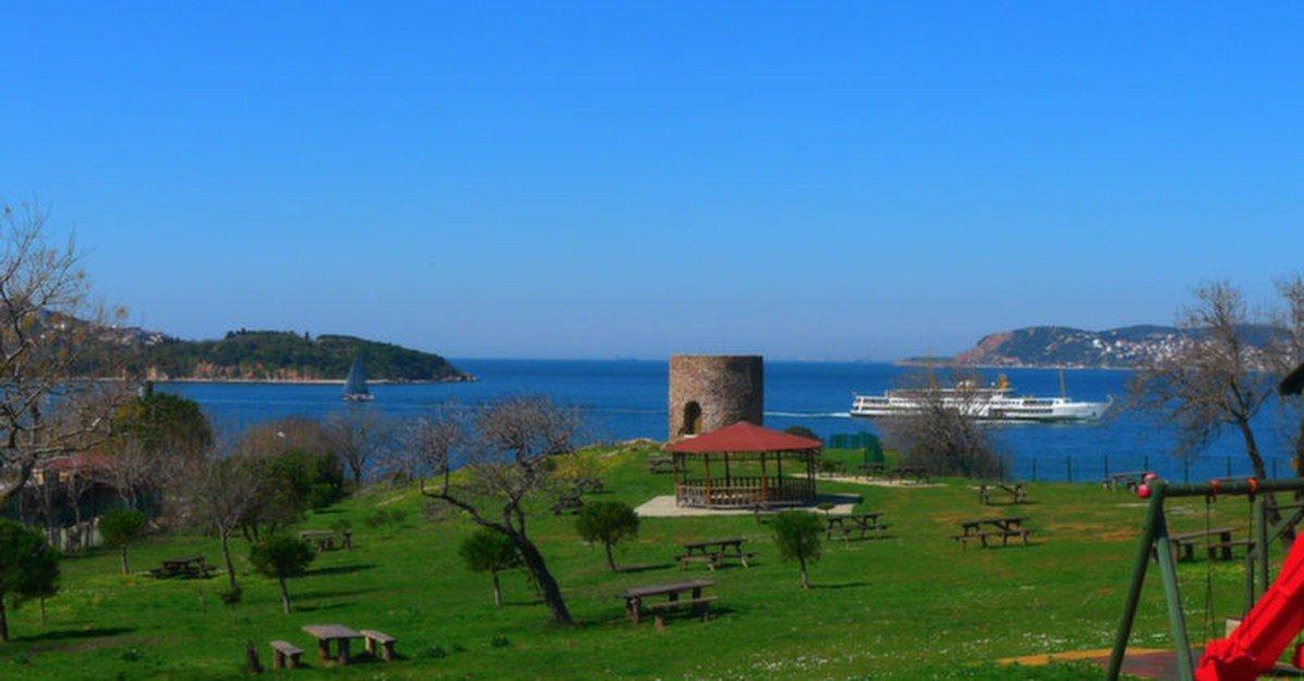 İstanbul'da 5 İlkbahar Rotası