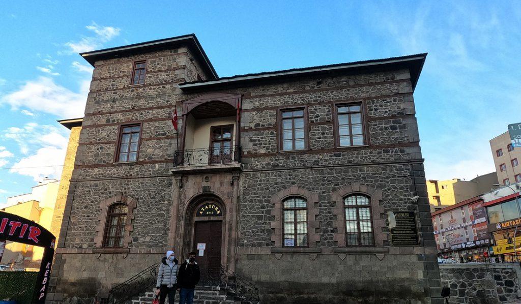 Erzurum Gezi Rehberi - Atatürk Evi