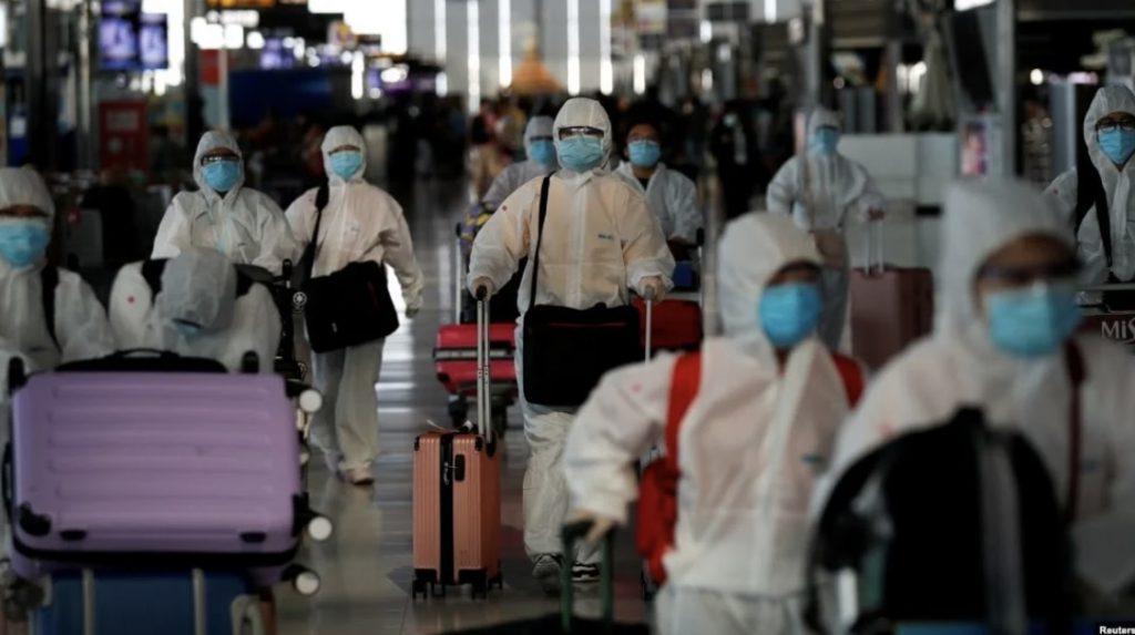 Pandemi Döneminde Yurtdışına Çıkış