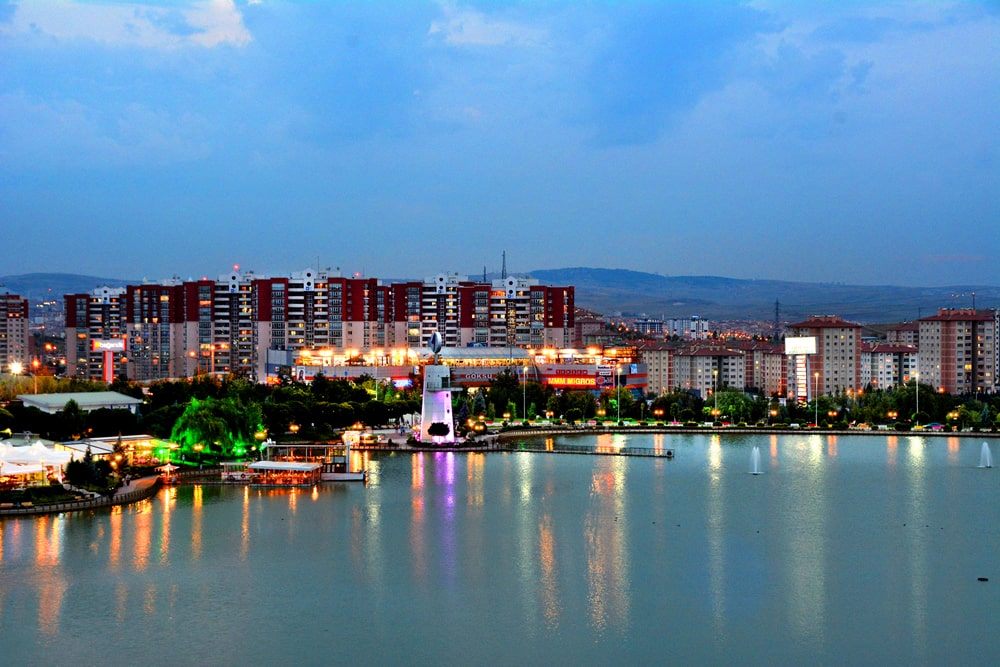 Göksu Parkı - Ankara'nın Parkları