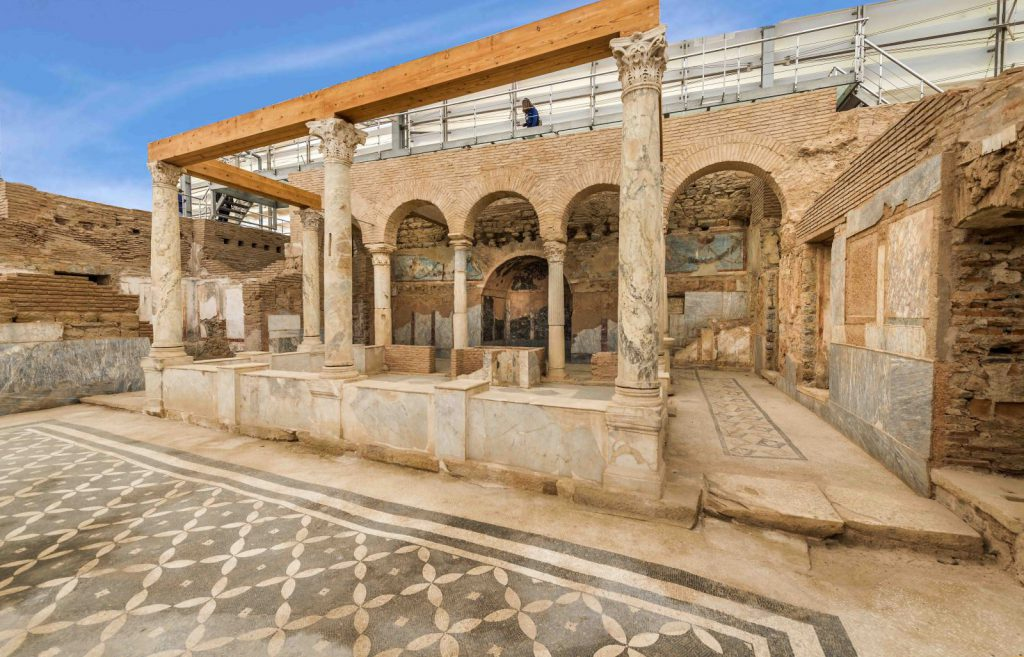 Yamaç Evler - Efes Antik Kenti Rehberi