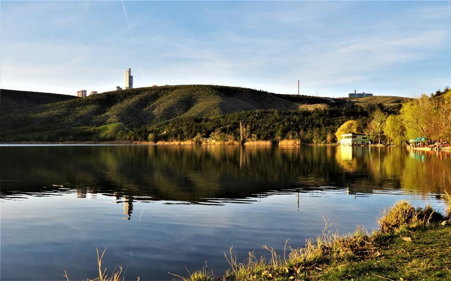 Eymir Gölü - Ankara'nın Parkları