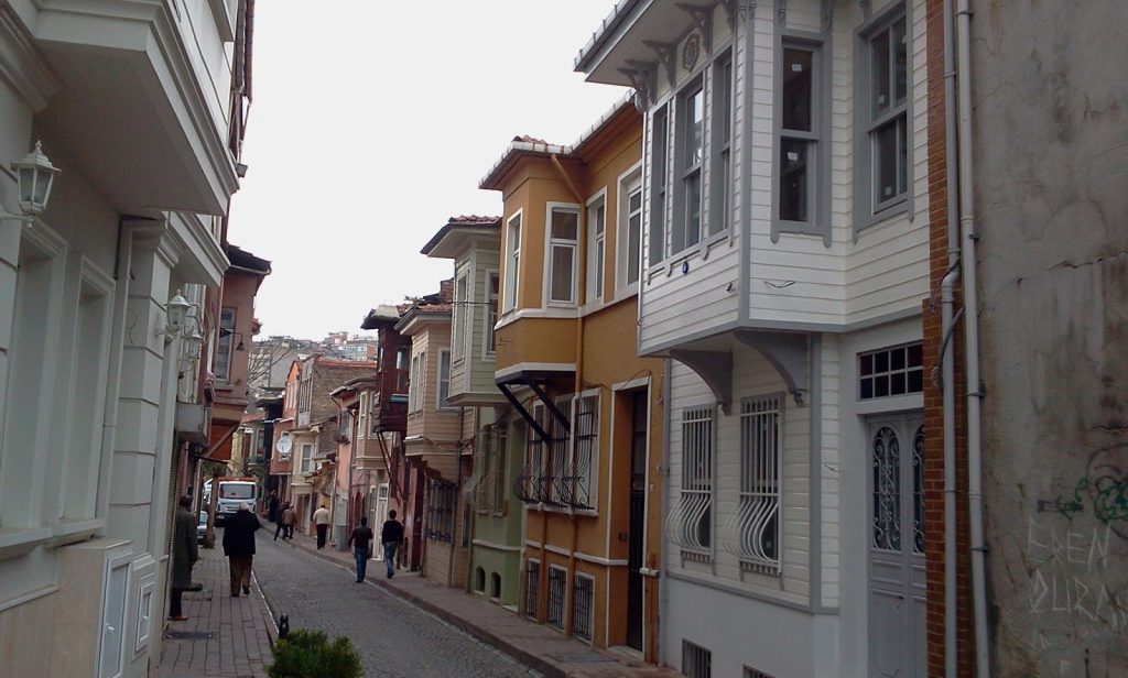 İstanbul'daki Tarihi Mahalleler