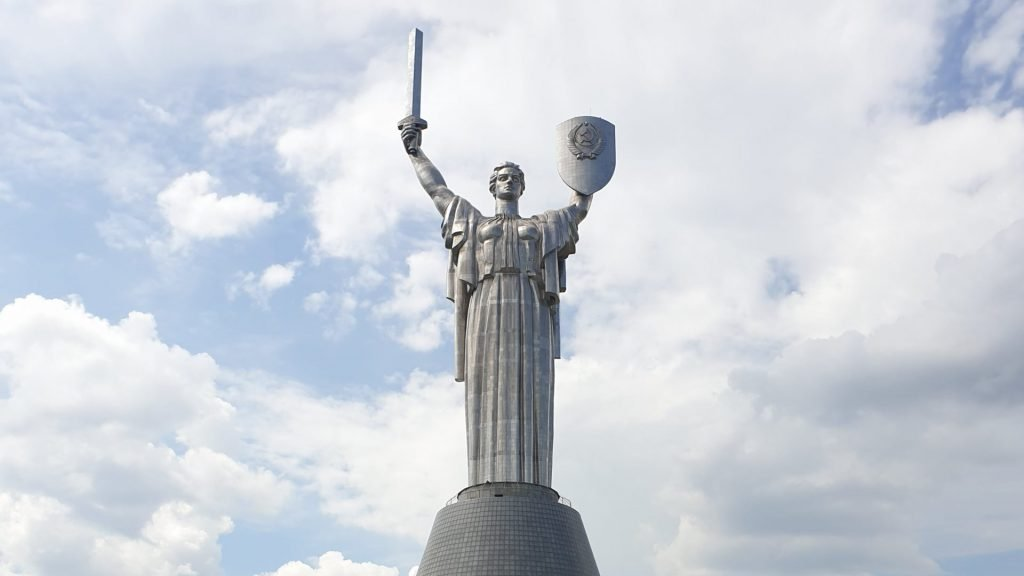 Anavatan Heykeli - Kiev Gezi Notları | 2 Günde Kiev Turu