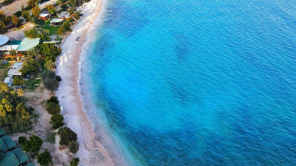 Akçakıl Plajı Kaynak:Nadir Köksoy