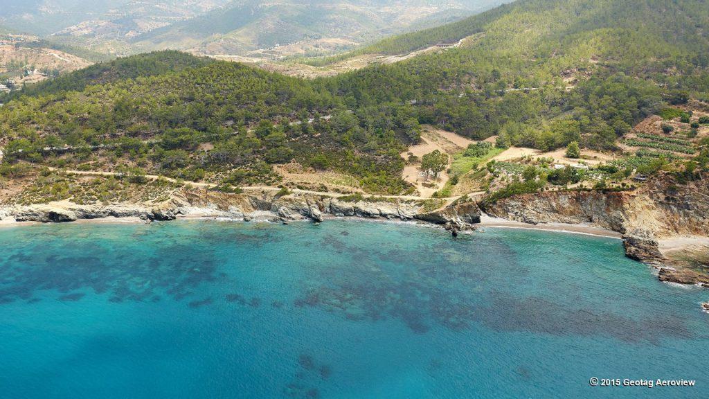 Melleç Plajı | Anamur