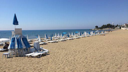 Yemişkumu Plajı Erdemli
