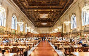 New York Halk Kütüphanesi - Dünyanın En Büyük 5 Kütüphanesi | Dünyada Görmeye Değer Yerler