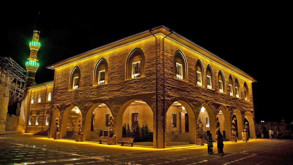 Hacı Bayram Camii, Ankara