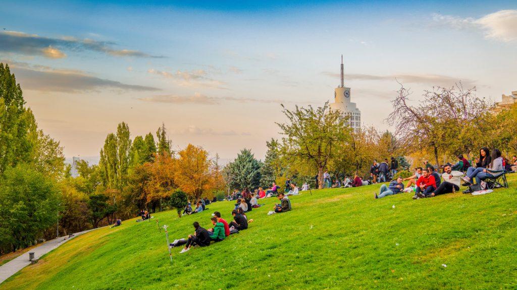 Seğmenler Parkı, Ankara