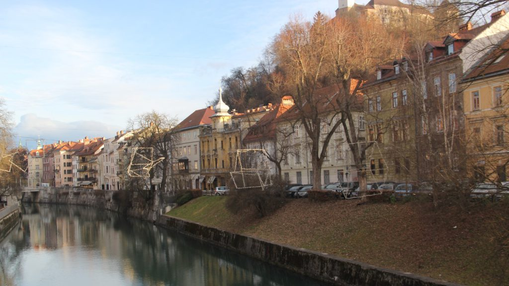 Ljubljana Gezi Yazısı
