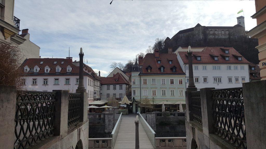 Ljubljana Gezi Yazısı - Ljubljana Kalesi