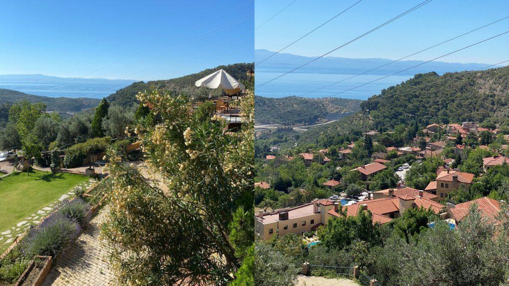 Kaz Dağları Köyleri - Yeşiltepe Köyü
