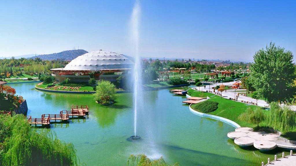 Altınpark, Ankara - Ankara'da Gezilecek Yerler