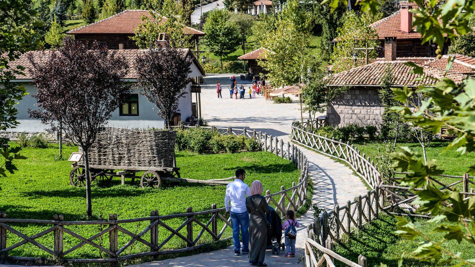 Altınköy Açık Hava Müzesi, Ankara