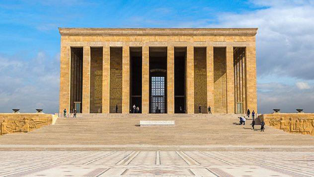 Ankara'da Gezilecek Yerler Anıtkabir
