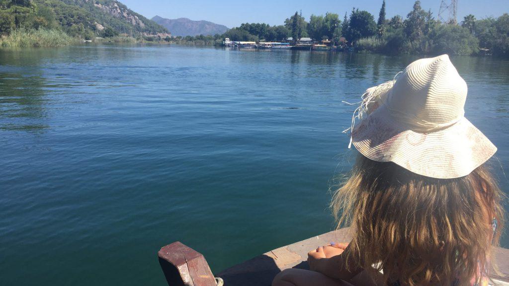 Dalyan Tekne Turu | Muğla Tekne Turları Bölüm 1