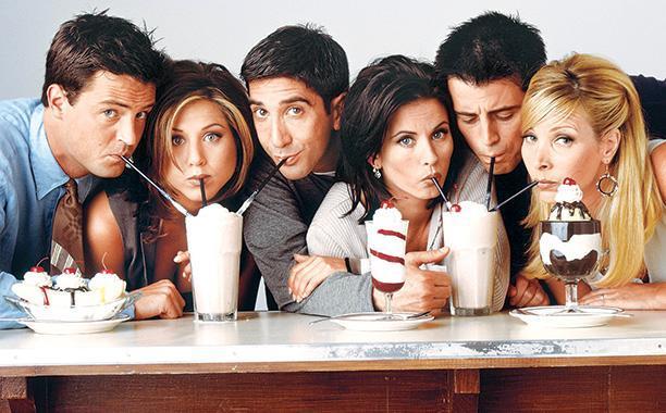 Friends Dizisi   Modunuzu Yükseltecek 5 Bölüm