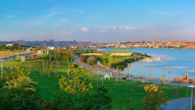 Mogan Gölü, Ankara
