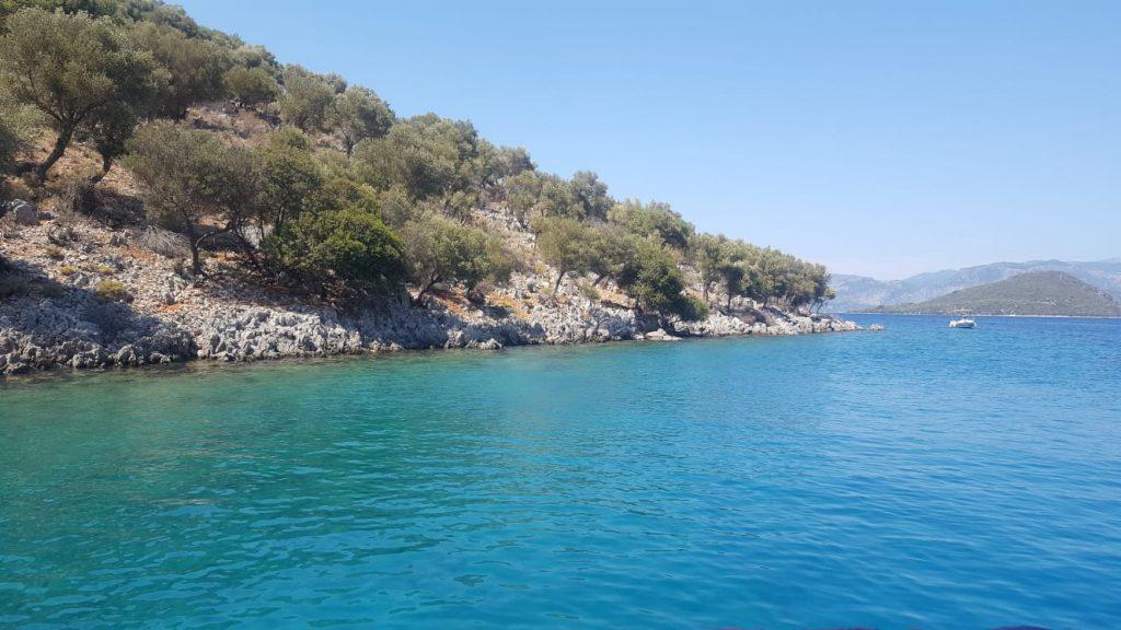 12 Adalar Tekne Turu - Fethiye Tekne Turu Tersana Koyu