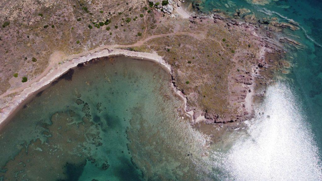 Poyraz Limanı Koyu - Bozcada Plajları ve Koyları