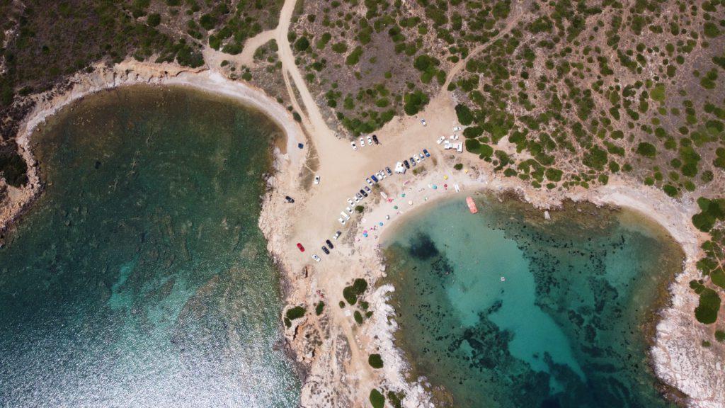 Akvaryum Koyu | Bozcada Plajları ve Koyları
