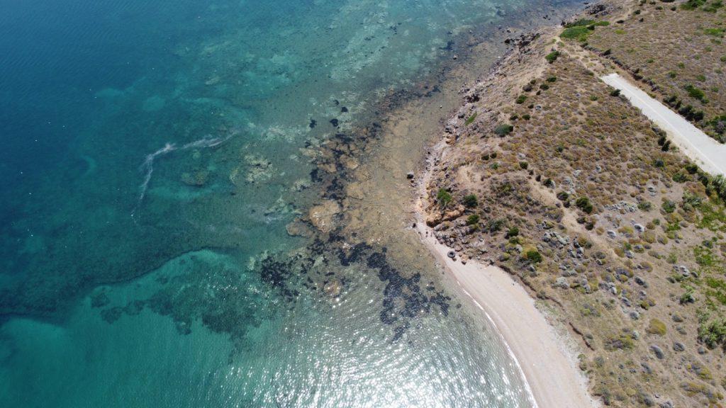 Tekirbahçe Koyu - Bozcada Plajları ve Koyları