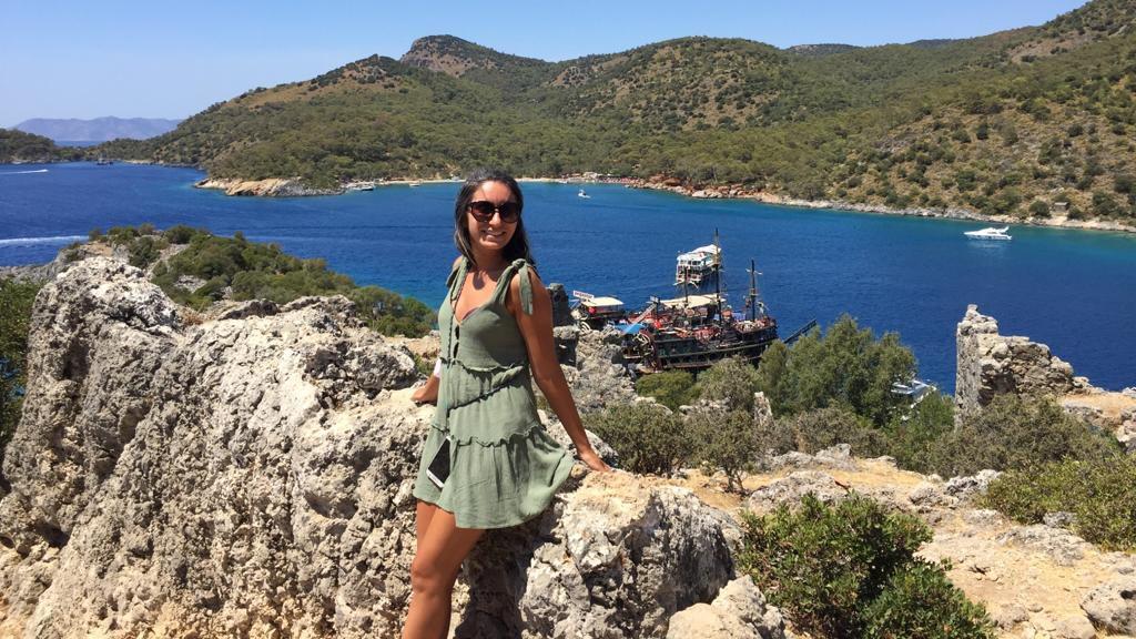 Kelebekler Vadisi - Ölüdeniz Tekne Turu | Gemile Aya Nikola Adası