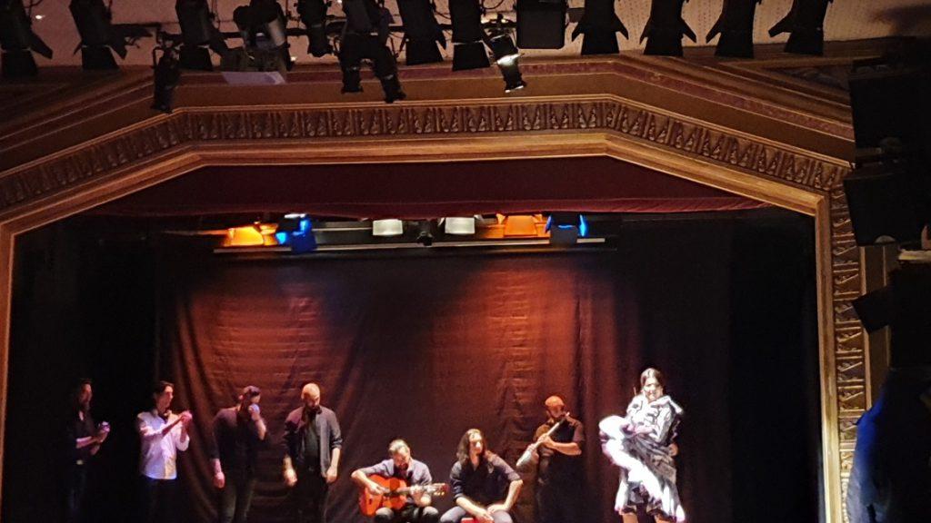 Palacio del Flamenco - Barselona Gezi Notları