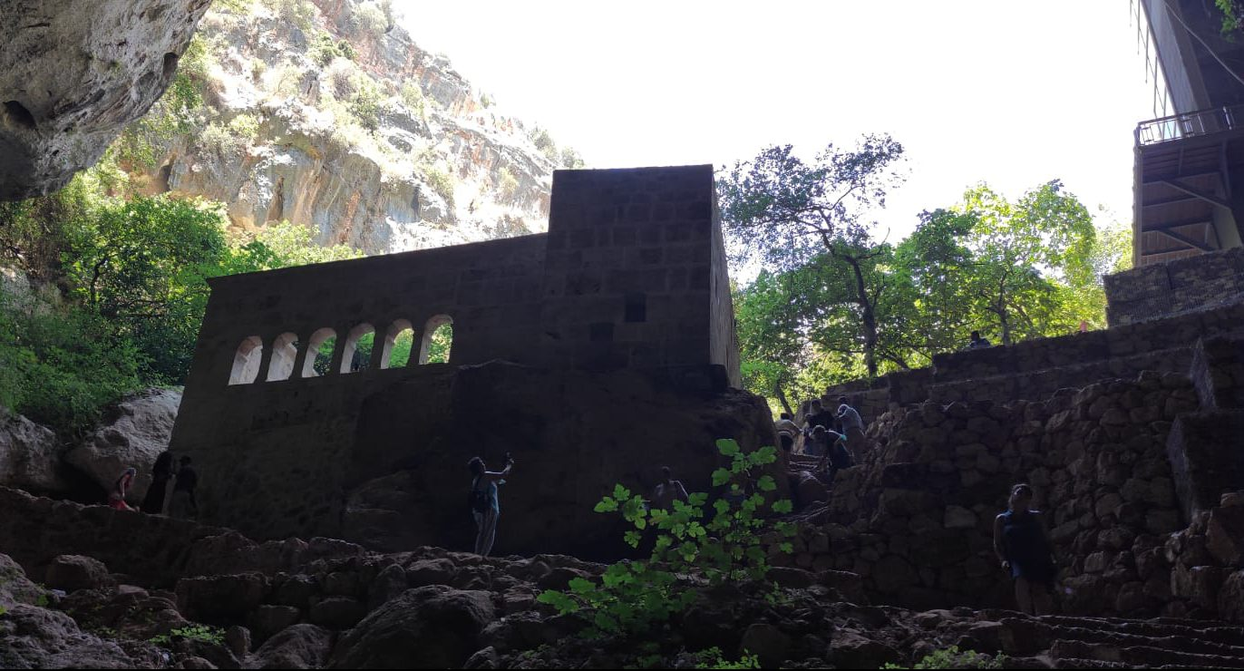 Mersin Tarihi Mekanları - Cennet Cehennem Mağarası