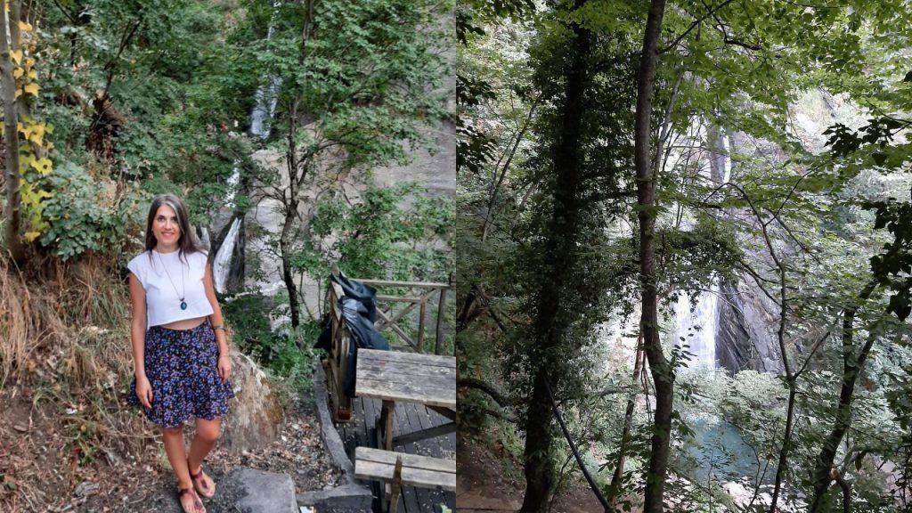 Küreklidere Şelalesi - Bursa Doğal Mekanlar Rehberi