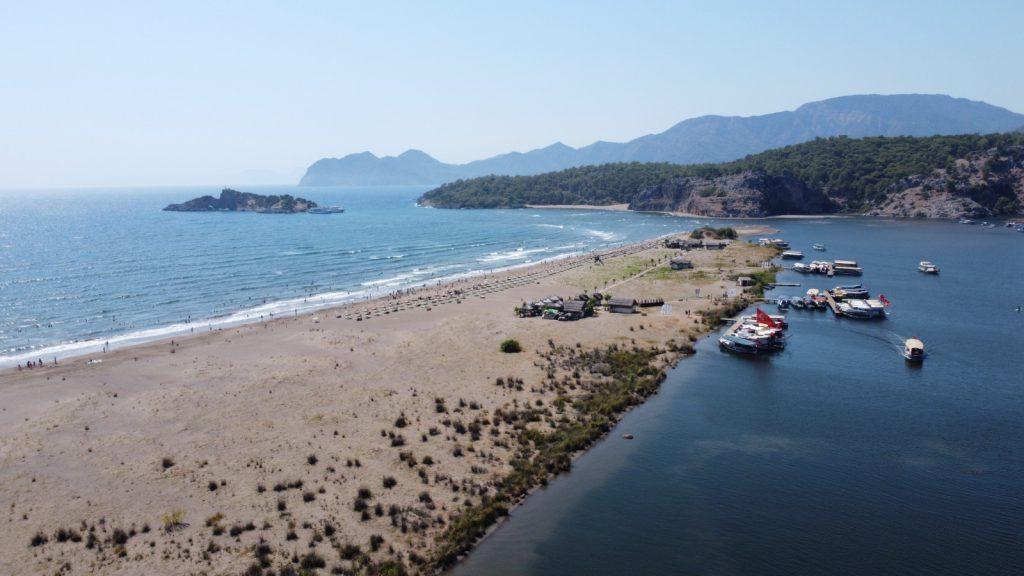 İztuzu Plajı - Dalyan Gezi Rehberi