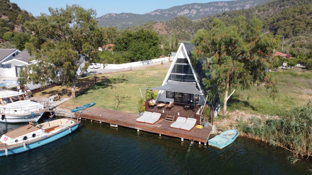 Nova's Riverside Lodge - Dalyan Gezi Rehberi