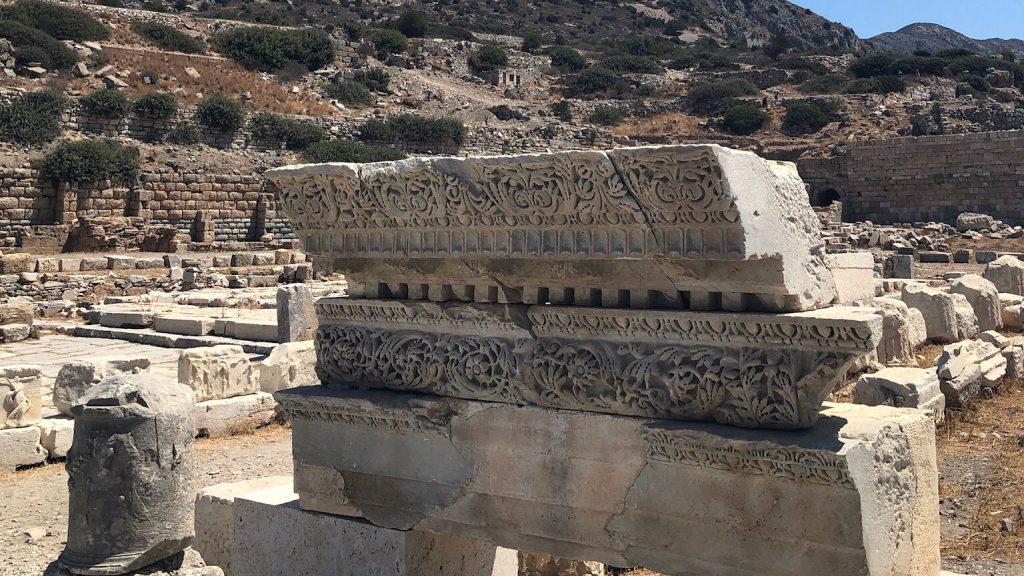 Datça Knidos Antik Kenti